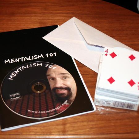 Mentalism 101 by Dennis Loomis