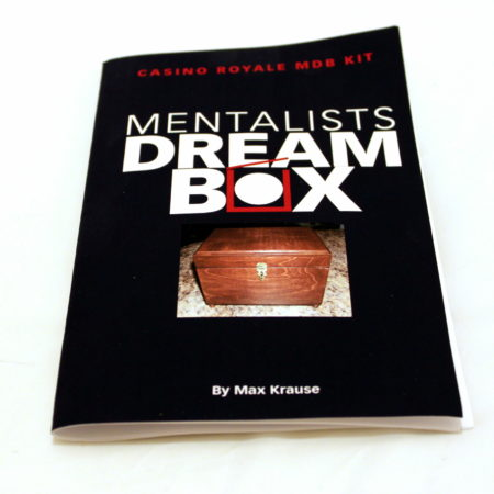 Mentalists Dream Box Casino Royale Kit by Innovative Deceptions