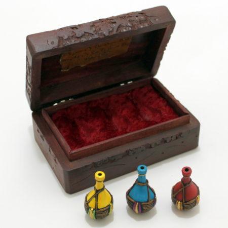 Mephisto's Bottles by Darrell Mac