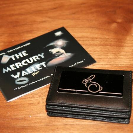 Mercury Wallet by Jim Pace