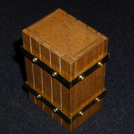 Mexican Bill Box by Viking Mfg.
