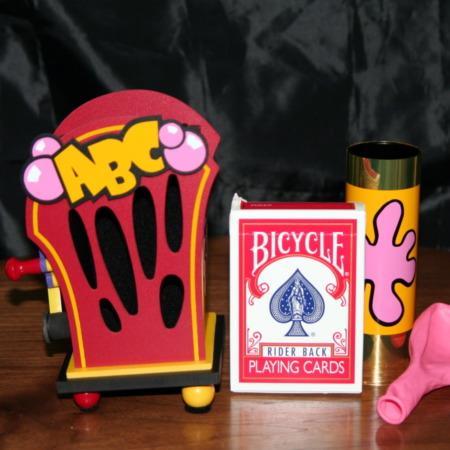 Micro ABC Gumball Re-Combobulator by Wolf's Magic
