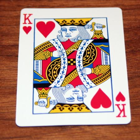 Micro Card Rise by Bob Solari Magic