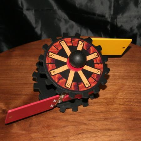 Micro Water Wheel by Wolf's Magic
