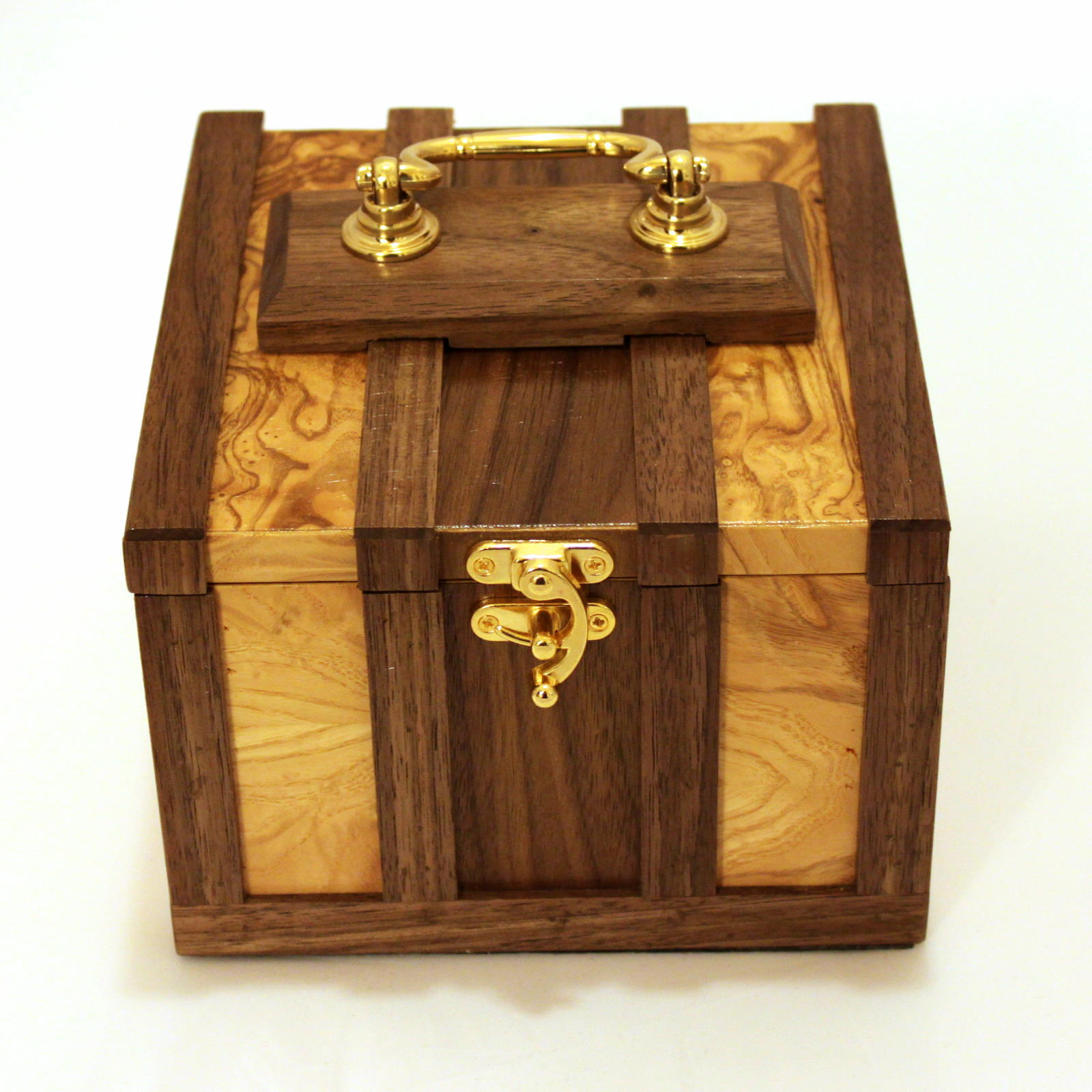 Mighty Mini - Light Heavy Chest Limited Edition by Gimpy's Magic