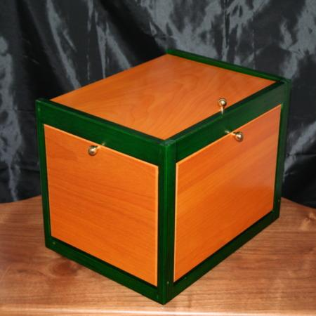 Production Chest by Mikame Craft