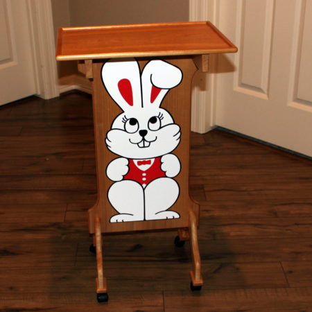 MC Rabbit Table by Mikame Craft