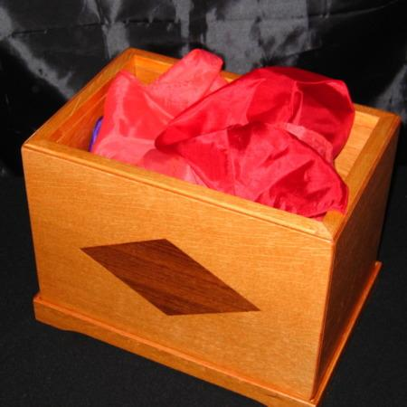 Silk Production Box by Mikame Craft
