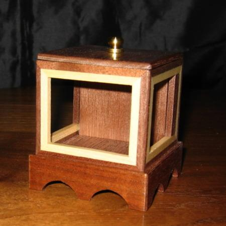 Review by Anonymous for Tiny Box by Mikame Craft