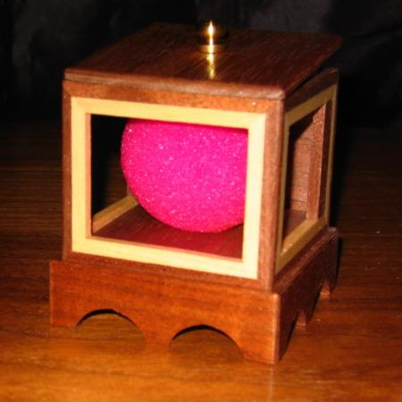 Tiny Box by Mikame Craft