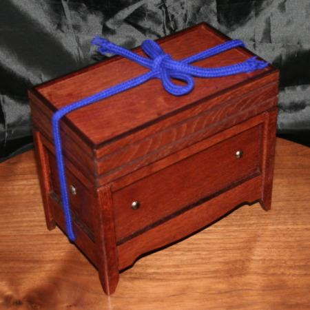 X-Ray Box by Mikame Craft