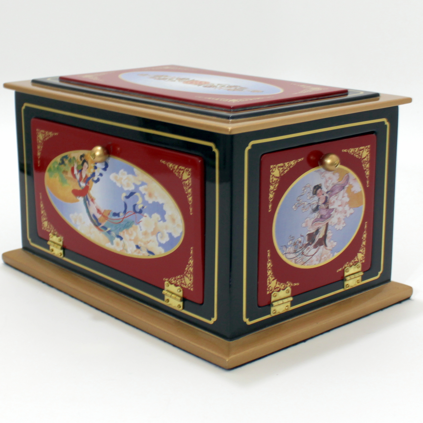 Custom Sesame Drawer Box by Milson-Worth