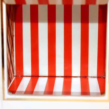 Orange Cabinet by Milson-Worth