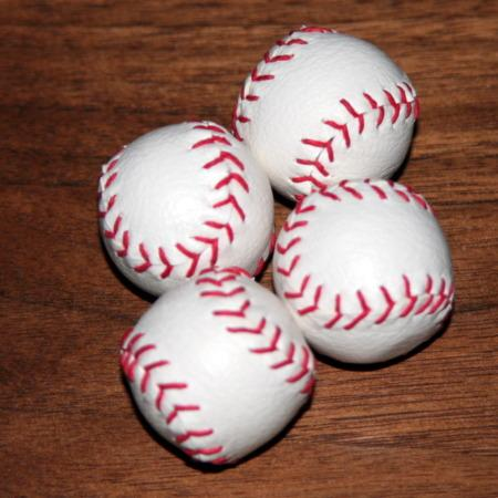 Combo Mini Baseballs by Simply Magic