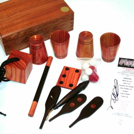 Mini Boxed Set - Exotic Woods by Colin Rose