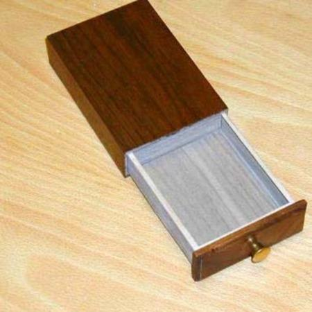 Mini Drawer Box by Trickery