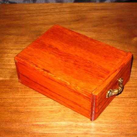 Mini Drawer Box II by Trickery