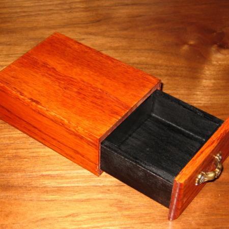 Mini Drawer Box II by Trickery