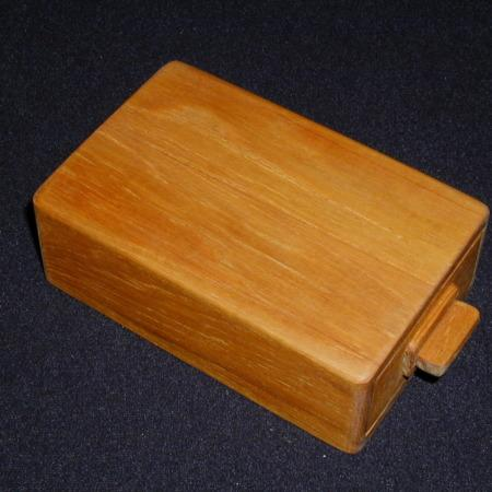 Mini Locking Drawer Box by Alan Warner