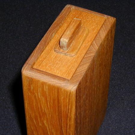 Mini Locking Drawer Box by Alan Warner
