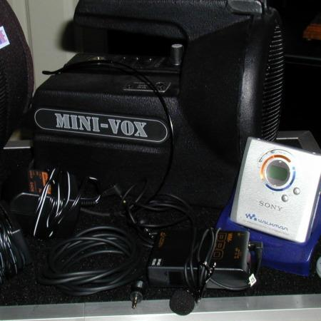 Mini Vox Package by Anchor Audio