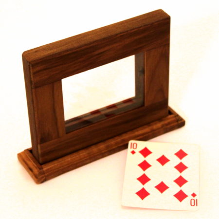 Miracle Card Frame by Magic Wagon