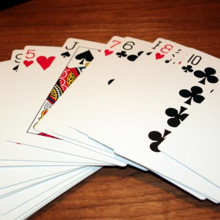 Jumbo Mirage Deck by Haines House of Cards