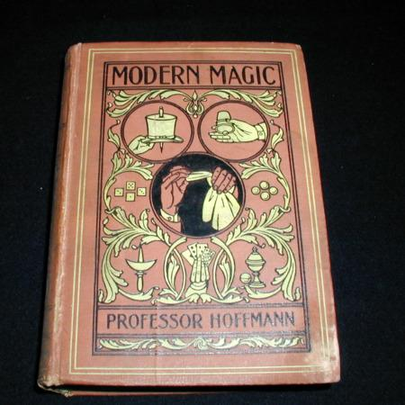Modern Magic by Professor Hoffmann
