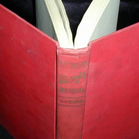 Modern Magic Manual by Jean Hugard