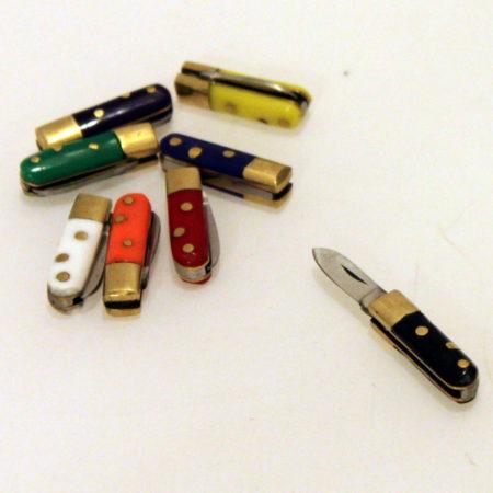 Mini Knives by Joe Mogar