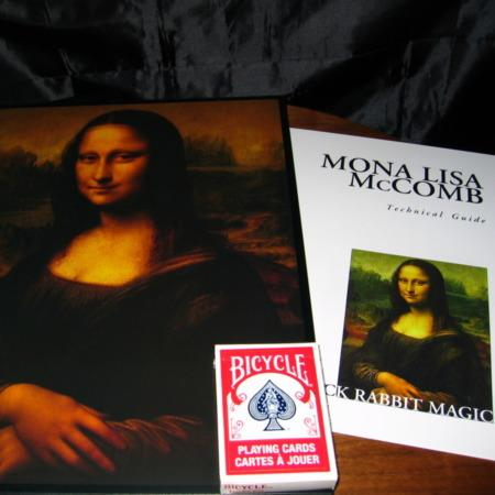 Mona Lisa McComb by Black Rabbit Magic