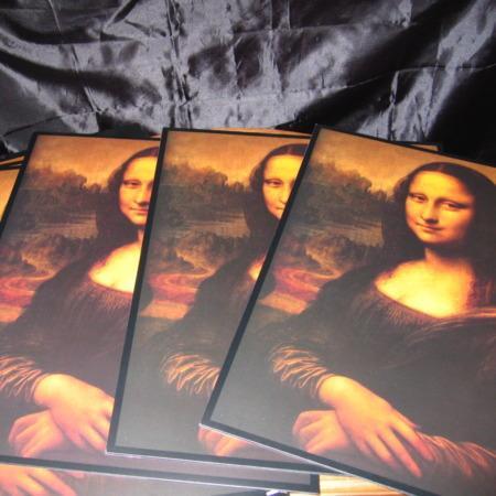 Mona Lisa McComb by Black Rabbit Magic
