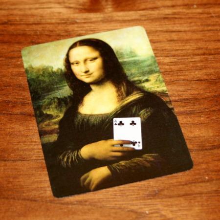 Card-Shark - Mona Lisa's Secret by Card-Shark