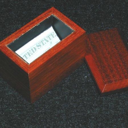 Money Mystery Box, Bloodwood by John Kennedy