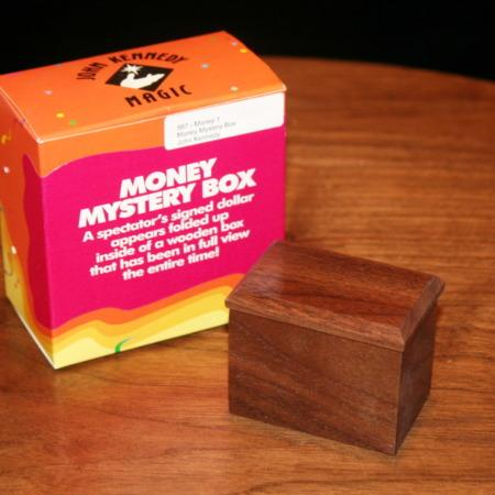 Money Mystery Box by John Kennedy