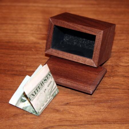 Money Mystery Box by John Kennedy