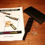 Money Paddle by Joe Porper