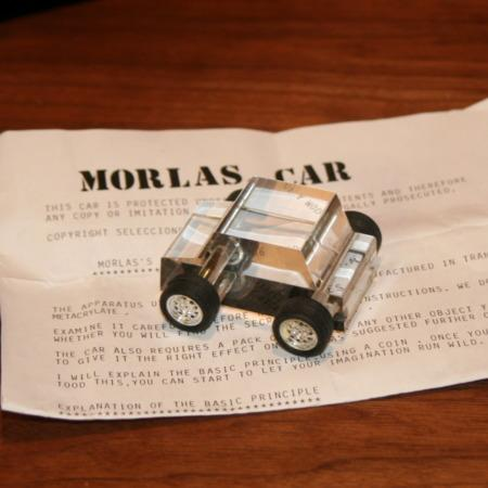 Morals' Car by Morlas