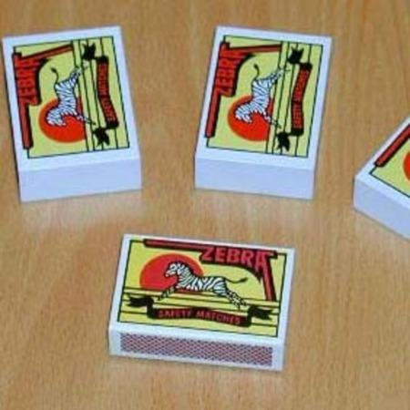 Multiplying Match Boxes by Soni Magic