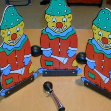 Music Clowns by D. Robbins & Co.