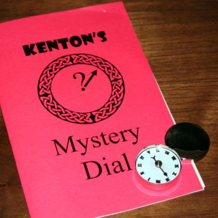 Mystery Dial by Kenton Knepper