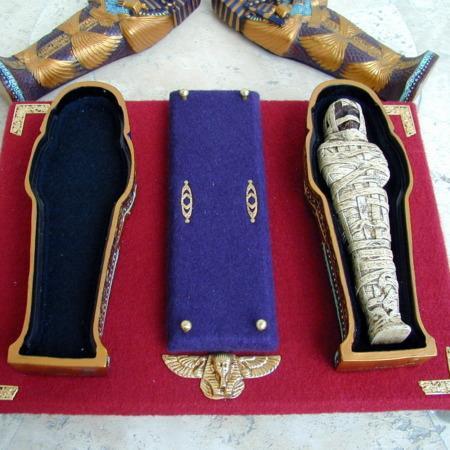 Mystic Mummy, The by Richard Gerlitz