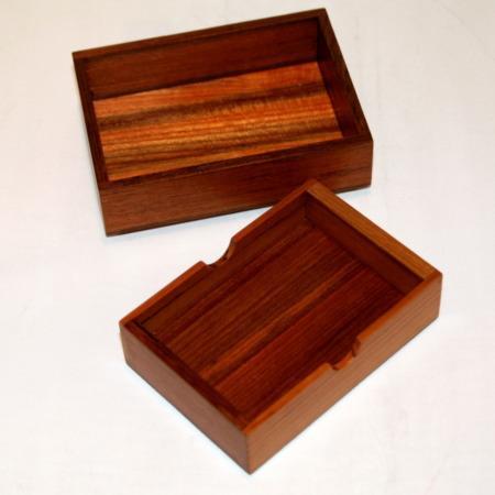 Narai Card Box by Magic Wagon