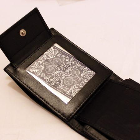 Infinity Wallet by Peter Nardi