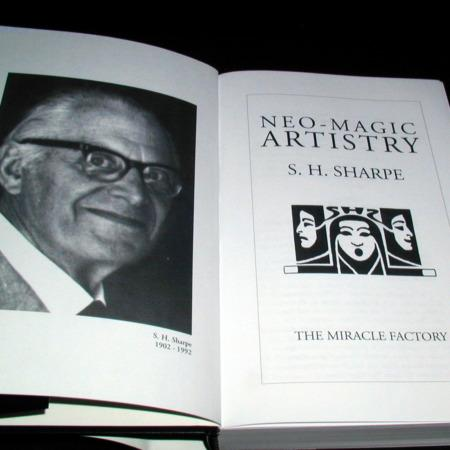 Neo-Magic Artistry by S.H. Sharpe