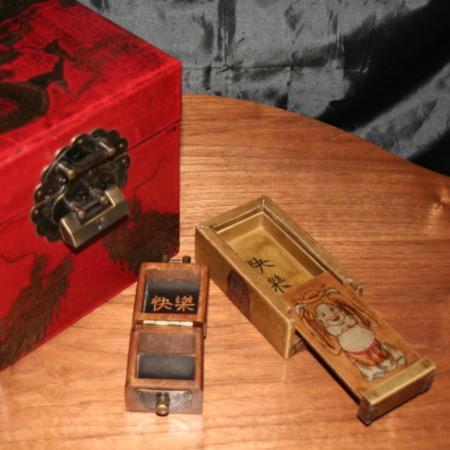 Oriental Nest of Boxes by Fantasma