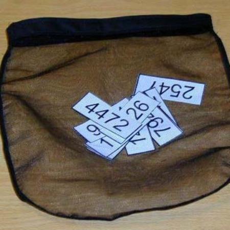 Net Change Bag by Seams Like Magic