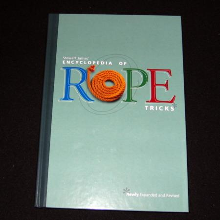 New Encyclopedia of Rope Tricks by Stewart James