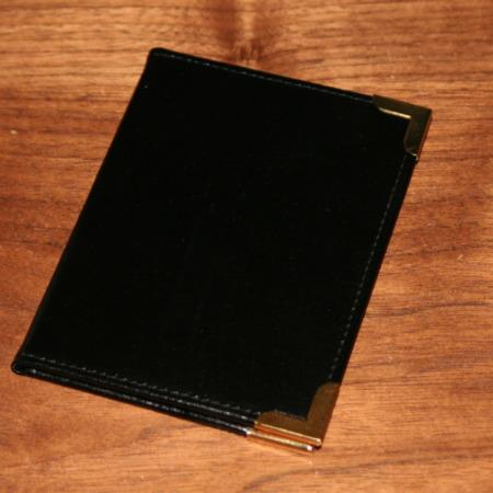 Horwitz Wallet Improved by Basil Horwitz