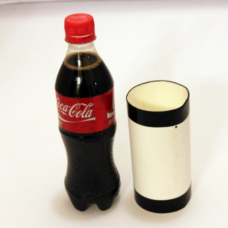 New Vanishing Coca-Cola Bottle by Maxello Magic
